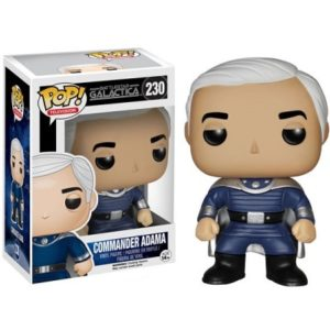 Funko POP! Battlestar Galactica: Commander Adama