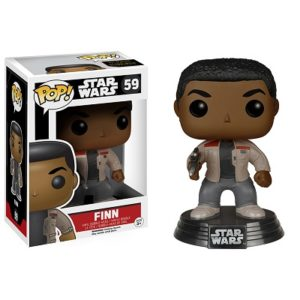 Funko POP! Star Wars: Finn with Jacket and Blaster - 59