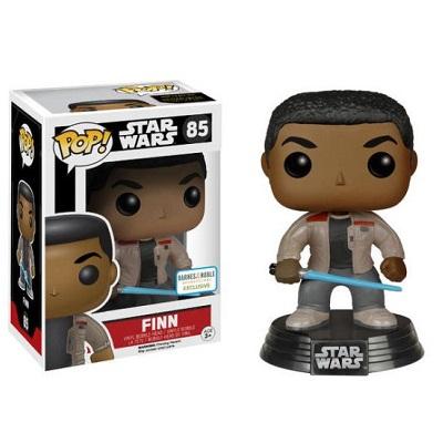 Funko POP! Star Wars Episode VII: Finn with Lightsaber
