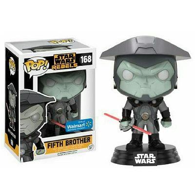 Funko POP! Star Wars Rebels: Fifth Brother - 168