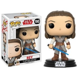 Funko POP! Star Wars E8: Rey - 190
