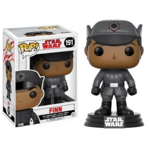 Funko POP! Star Wars E8: Finn - 191