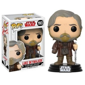 Funko POP! Star Wars E8: Luke Skywalker - 193