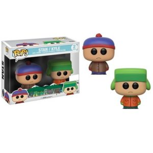 Funko POP! South Park: Stan & Kyle - 2 pack