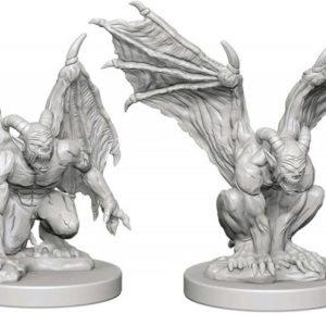 D&D Nolzurs Marvelous Miniatures - Gargoyles