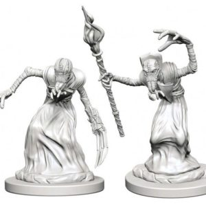D&D Nolzurs Marvelous Miniatures - Mindflayers