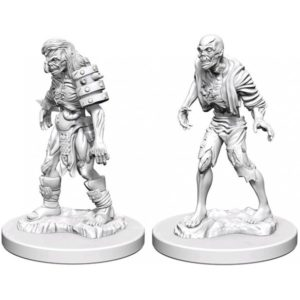 D&D Nolzurs Marvelous Miniatures - Zombies