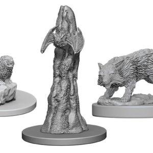 Pathfinder Deep Cuts Miniatures - Familiars