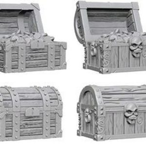 D&D Nolzurs Marvelous Miniatures - Chests
