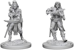 Pathfinder Deep Cuts Miniatures - Elf Female Bard