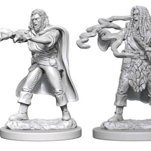 D&D Nolzurs Marvelous Miniatures - Human Male Sorcerer