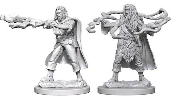 D&D Nolzurs Marvelous Miniatures - Human Male Sorcerer