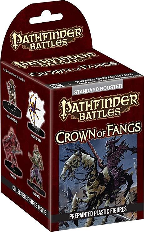Pathfinder Battles Crown of Fangs Booster