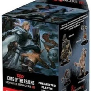 D&D Icons of the Realms Monster Menagerie III - Booster