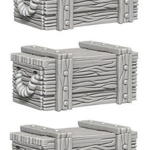 D&D Nolzurs Marvalous Miniatures - Crates