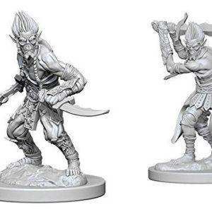 D&D Nolzurs Marvalous Miniatures - Githyanki