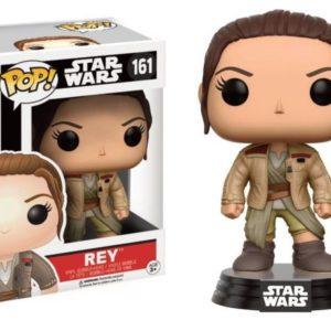 Funko POP! Star Wars: Rey in Finns Jacket - 161