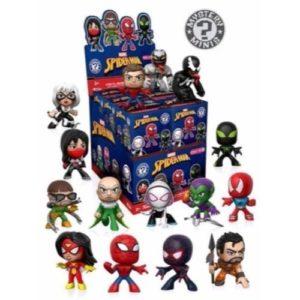 Funko Mystery Minis: Spiderman - Bobble-Head
