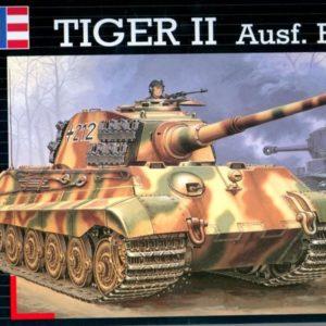 Revell Tiger II Ausf. B (1:72) Skill 4 - 03129