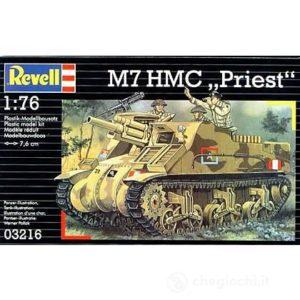 "Revell M7 HMC Priest"" (1:76) (1:) Skill 4 - 03216"""