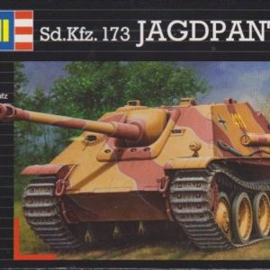 Revell Sd.Kfz.173 Jagdpanther (1:76) Skill 3 - 03232