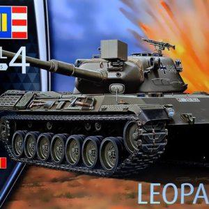 Revell Leopard I (1:35) Skill 4 - 3240