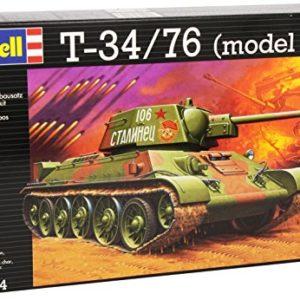Revell T-34/76 (model 1943) (1:35) Skill 5 - 03244