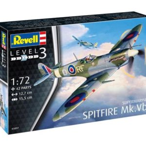 Revell Supermarine Spitfire Mk.Vb (1:72) Skill 3 - 03897