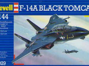 Revell F-14A Black Tomcat (1:144) Skill 3 - 04029