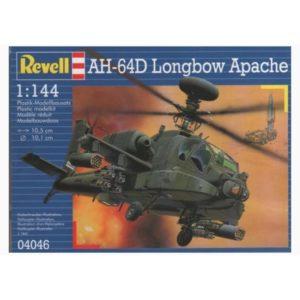 Revell AH-64D Longbow Apache (1:144) Skill 3 - 04046