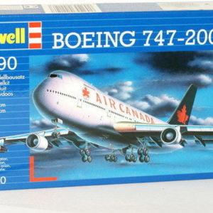 Revell Boeing 747-200 (1:390) Skill 3 - 04210