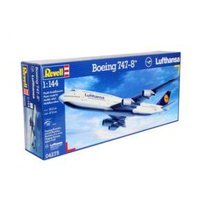 Revell Boeing 747-8 (1:144) Skill 5 - 04275
