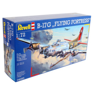 Revell B-17G Flying Fortress 1:72