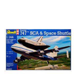 Revell Boeing 747 SCA & Space Shuttle (1:144) Skill 5 - 04863