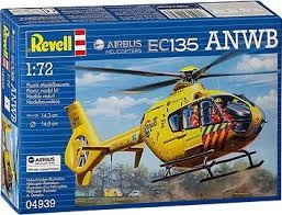 Revell Airbus Helicopters EC135 ANWB (1:72) Skill 3 - 04939