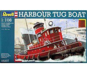 Revell Harbour Tug Boat (1:108) Skill 3 - 05207