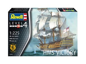 Revell H.M.S Victory 1:225