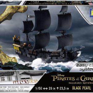 Revell Black Pearl (1:150) Skill 2 - 05499