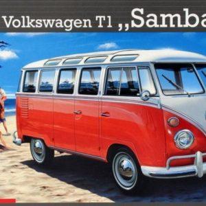 Revell Volkswagen T1 Samba Bus 1:24