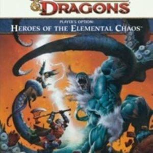 D&D 4.0 Heroes of the Elemental Chaos