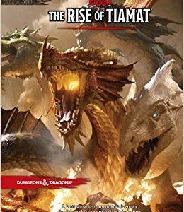 D&D 5.0 The Rise of Tiamat