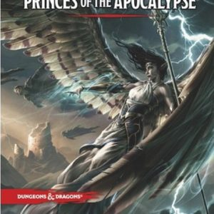 D&D 5.0 Princes of the Apocalypse
