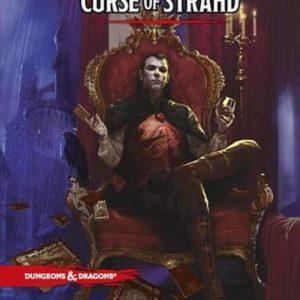 D&D 5.0 Curse of Strahd