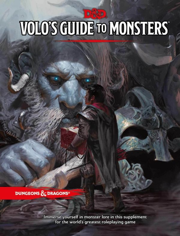 D&D 5.0 Volos Guide to Monsters