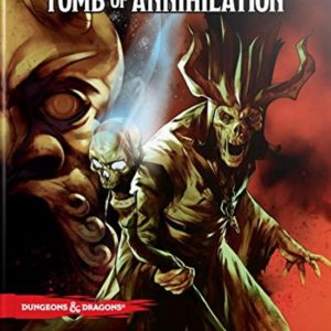 D&D 5.0 Tomb of Annihilation