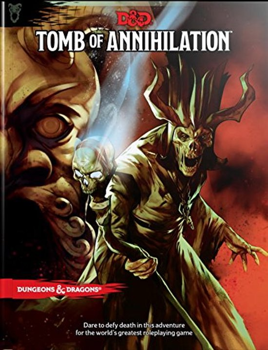 D&D 5.0 Tomb of Annihilation