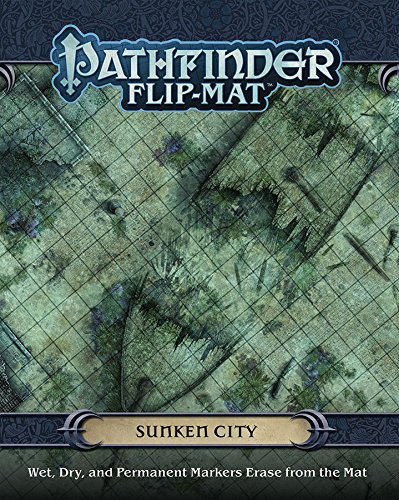 Pathfinder RPG Flip-Mat Sunken City