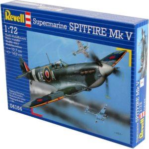 Revell: Spitfire Mk.V (1:72) Skill 3 - 04164