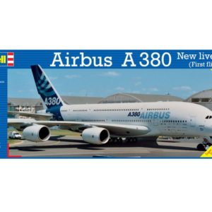 Revell: Airbus A380 (1:144) Skill 4 - 04218