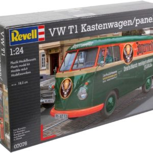 Revell: VW T1 Panel Van (1:24) Skill 4 - 07076